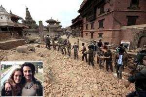 Nepal: apareció la pareja de argentinos que era buscada tras el terremoto