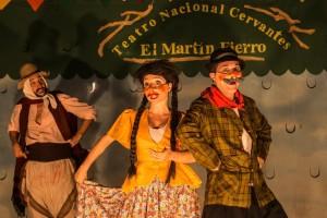 El Martín Fierro sigue su gira por el norte misionero