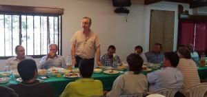 Passalacqua se reunió con el empresariado de Comandante Andresito
