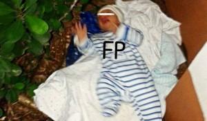 Continúa compensado el bebé abandonado en el centro de Posadas