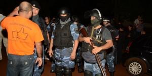 Los policías revoltosos de Santa Ana serán acusados de sedición