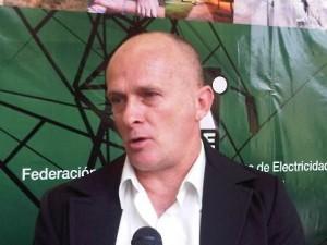 Guido Weber fue reelecto como presidente de Fecem