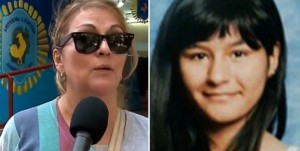 Antes de fugarse de su casa Carlina había entrado al Hospital Fernández con un golpe en la cara