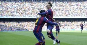 Messi hizo el gol 400 y el Barcelona se consolida en lo más alto de la Liga