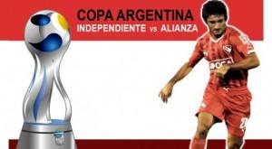 Independiente debuta en la Copa ante Alianza de Coronel Moldes
