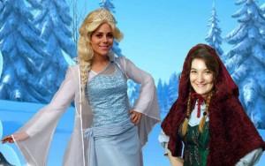 "Regresa a Posadas  la comedia musical ""Princesas congeladas"""