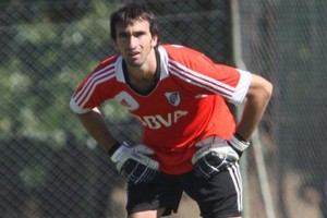 Buenas noticias para River: Marcelo Barovero está recuperado y atajará ante San Lorenzo