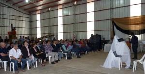 Inauguraron el Centro de Recepción de Envases Vacíos de Agroquímicos en Dos de Mayo