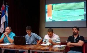 Contratistas agroforestales apuntan a mejorar costos de servicios y condiciones laborales de trabajadores rurales