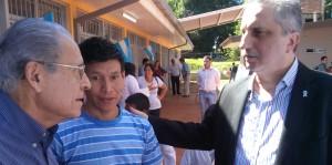 Sigue adelante el programa de contención sociosanitaria para los niños guaraníes