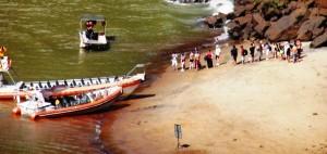 Área Cataratas: está habilitado el cruce a la isla San Martín