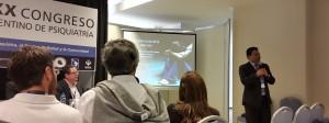 Misioneras profesionales de ludopatía participan en congreso de Psiquiatría en Mar del Plata