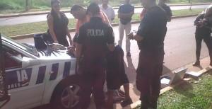 Motochorro detenido tras un atraco fallido en Posadas