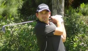 Golf: Frans Misdorp ganó el torneo de Puerto Mineral