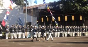 El Liceo Storni organiza una maratón, torneos de ajedrez y deportes, y regatas por el día de la Armada Argentina