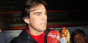 """Honestidad brutal: Mazzola dijo que Instituto mereció ganarle a Guaraní anoche...y """"Chaucha"""" le dio la razón"""