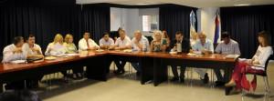 Comisiones legislativas se reunieron con autoridades educativas por el Estatuto Docente