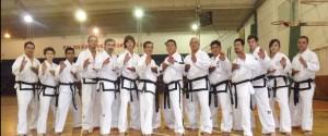Celebran los 60 años del Taekwondo ITF