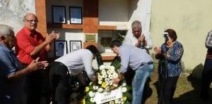 Recordaron a Alcibiades Alarcón a 30 años de su fallecimiento