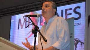 """Educados, podemos elegir con libertad nuestro destino"", dijo  Passalacqua"
