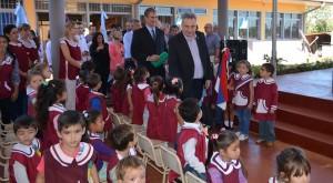 """""""La salud, la educación y el trabajo seguirán en el tope de nuestra agenda"""", dijo Passalacqua"""