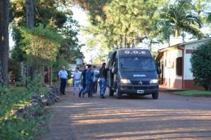 Policías revoltosos fueron imputados por atentados contra la autoridad