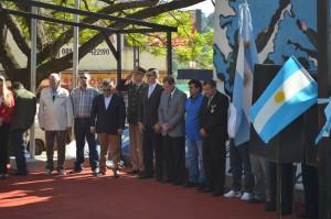 Homenajearon a los héroes de Malvinas en Oberá