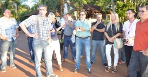La Federación de Colectividades y el ministerio de Turismo fijaron lineamientos de trabajo conjunto