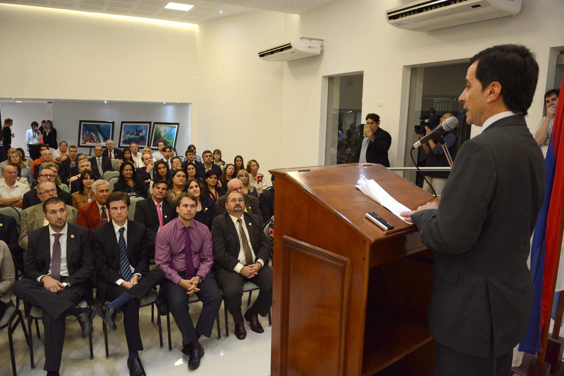 """El Colegio de Abogados de Misiones lanzó una campaña para """"revalorizar"""" la función del abogado"""