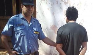 En San Ignacio, un hombre recibió un disparo en el pie y hay un detenido