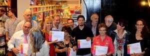 Escritores misioneros presentaron las obras que expondrán en la Feria internacional del Libro