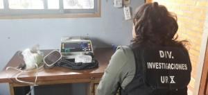 Posadas: detuvieron a joven y recuperaron costoso equipamiento robado de una ambulancia