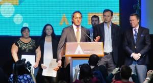 Scioli se comprometió a continuar con las políticas universitarias