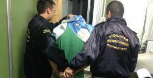 """Detuvieron en Buenos Aires a un hombre de 59 años que estaba """"de novio"""" con una chica de 13"""