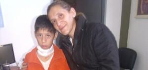 Geremías, a través del Hogar de Día de Iguazú, accedió a una cirugía plástica que mejorará su calidad de vida