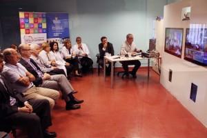 Se realizó una interconsulta por cibersalud para tratar a niños misioneros con cardiopatías