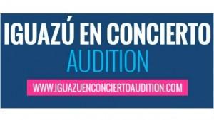 Con repercusión mundial, ya están los ganadores del Iguazú en Concierto Audition