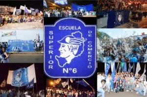 """""""Crecer, sentir y saber"""" el lema para celebrar los 50 años de la Escuela Superior de Comercio Nº 6 Mariano Moreno"""