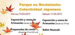 Oberá: la colectividad japonesa será la encargada de dar inicio al Parque en Movimiento