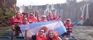 Quince operadores turísticos de distintos países visitaron la provincia
