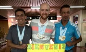 Atletas del corazón, la historia de tres misioneros que eligieron al deporte como estilo de vida