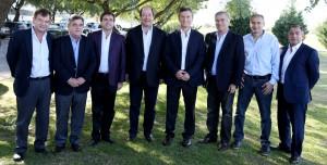 Macri presentó en Córdoba la fórmula Aguad-Baldassi