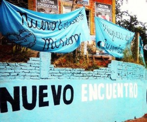 Nuevo Encuentro Misiones inauguró un local político en Posadas