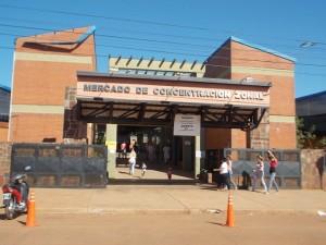 Comenzaron las clases de escuela primaria en el Mercado Concentrador
