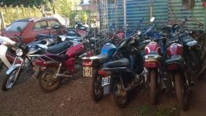 La Policía retuvo  15 motocicletas en operativos de prevención en Oberá y municipios cercanos