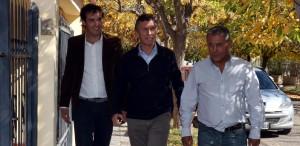 """Macri: """"La gente ya percibe que viene el cambio"""""""