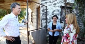 Macri se reunió con Aída Ayala y Bruno Cipollini, la fórmula del Frente Vamos Chaco