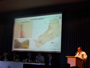 Presentaron completo sistema de información georreferenciada de Misiones