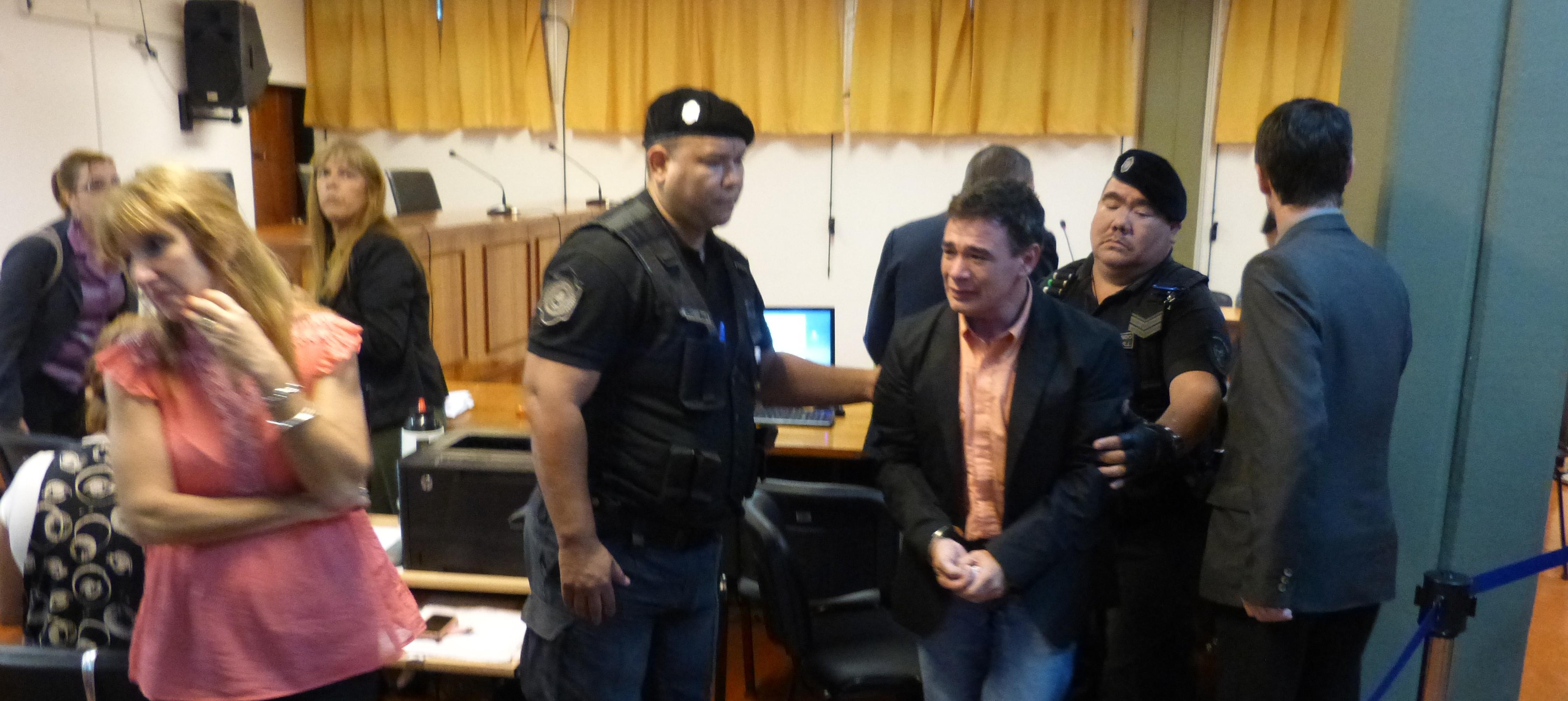 Caso Ramona Gauto: De Jesús ya está en la cárcel de Miguel Lanús y comparte encierro con los policías presos por el caso Guirula