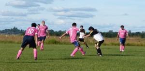 Agrofor volvió a golear en los Inter y se encamina en la pelea por el título